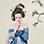柳州盘子女人坊品牌logo